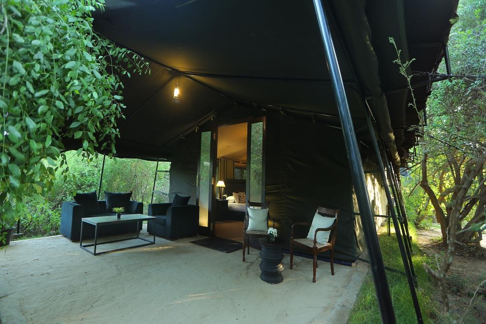 Safari Camping in Sri Lanka