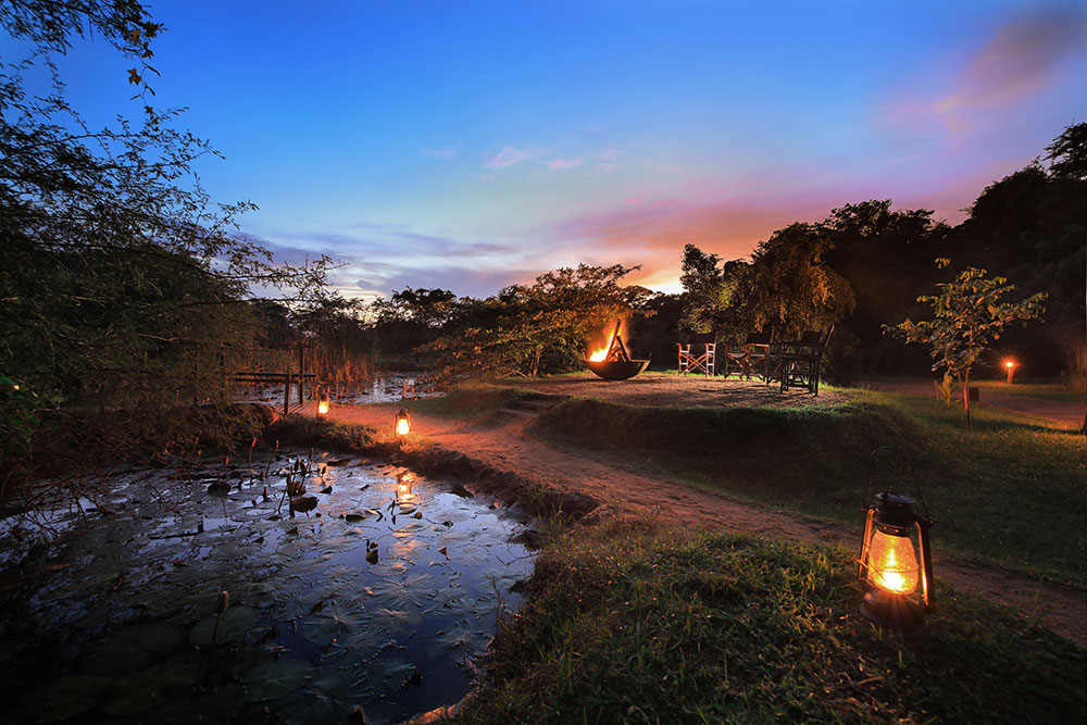 Luxury Camping Holidays - Sri Lanka