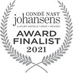 Condé Nast Johansens Awards for Excellence Voting